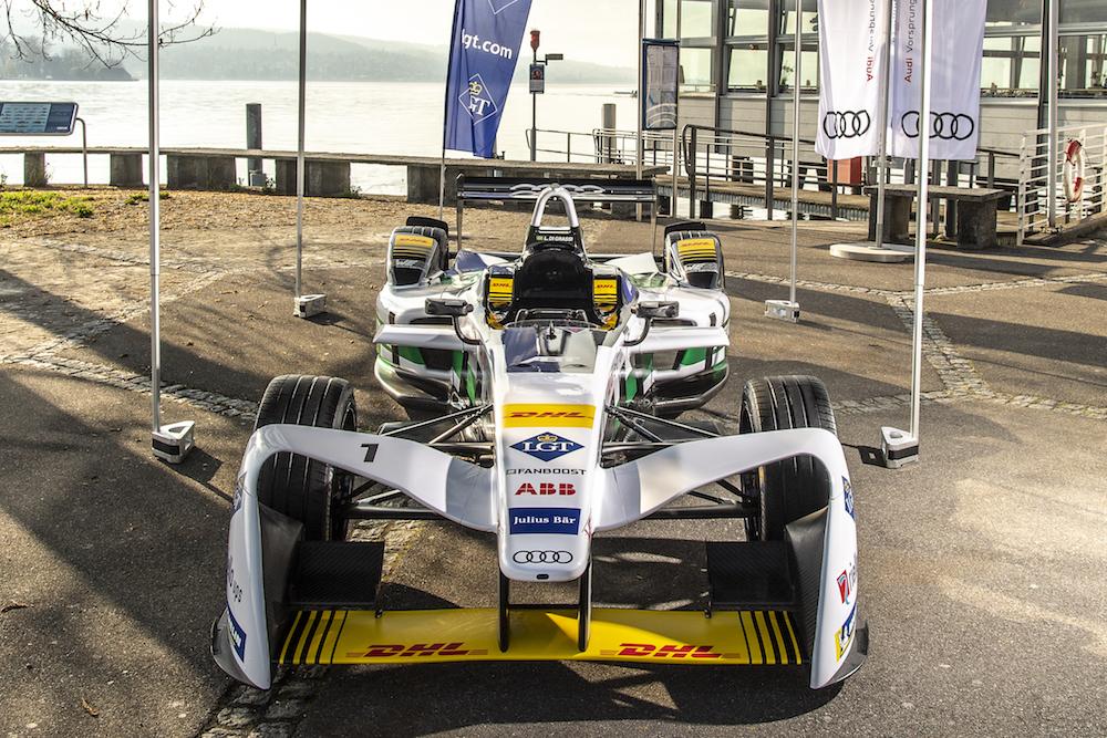 Zurigo è pronta per la Formula E. (Audi)