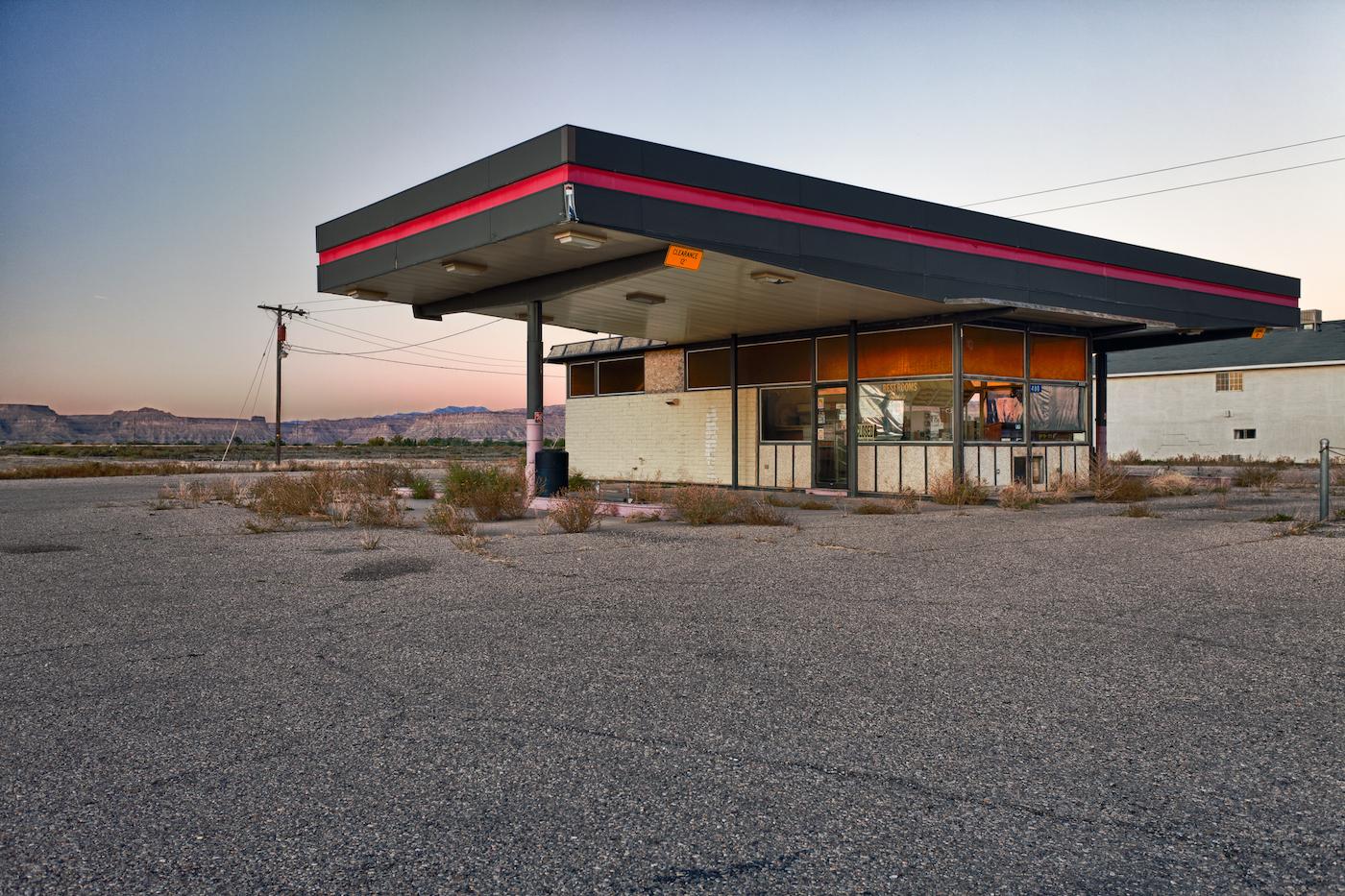 I distributori di benzina: presto una cosa del passato? (Getty)