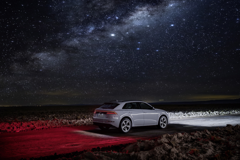 Neue Autos haben heute meist LED-Scheinwerfer eingebaut – Birnen-Tauschen lohnt sich auch für daheim. (AUDI)