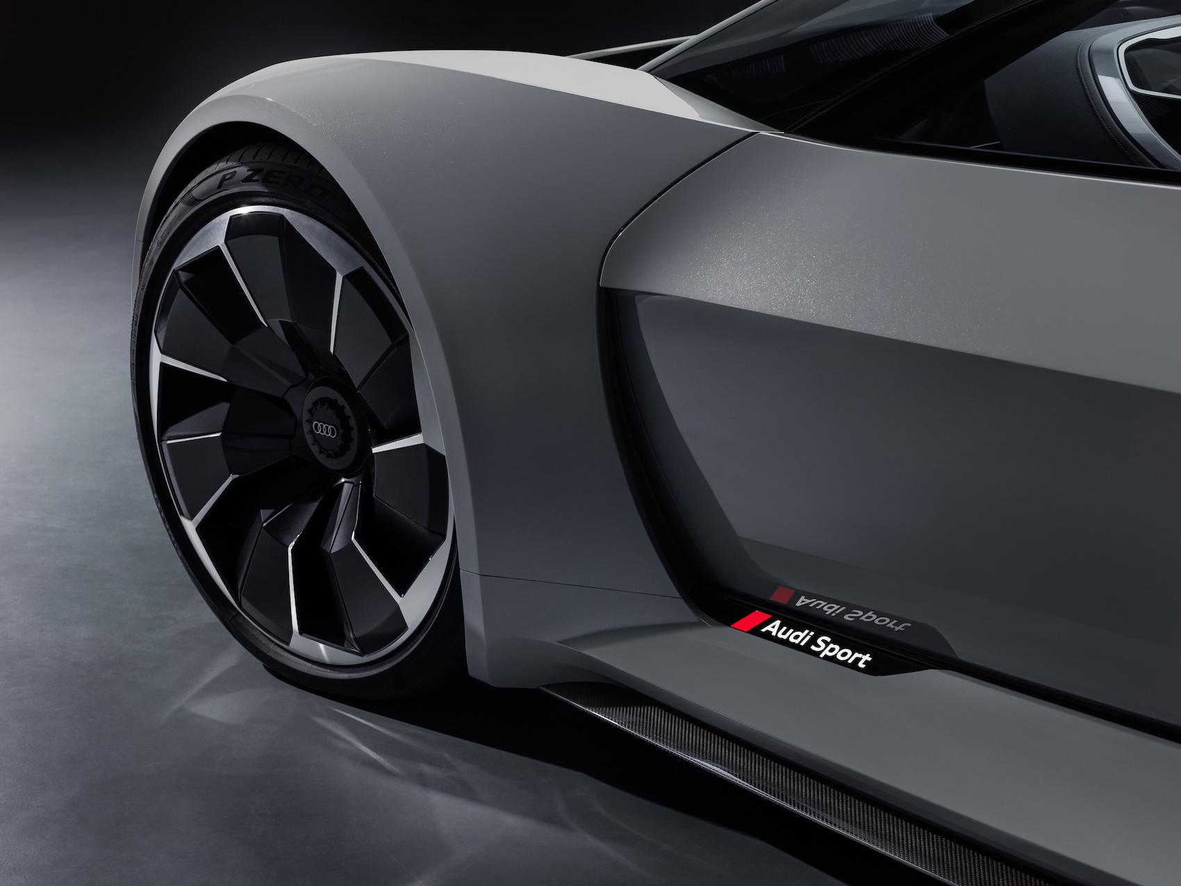 Designed by Audi in California: il progetto della PB18 è nato nel nuovo Centro Stile Audi di Malibu.