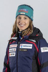 Jasmine Flury, A-Kader Swiss-Ski.