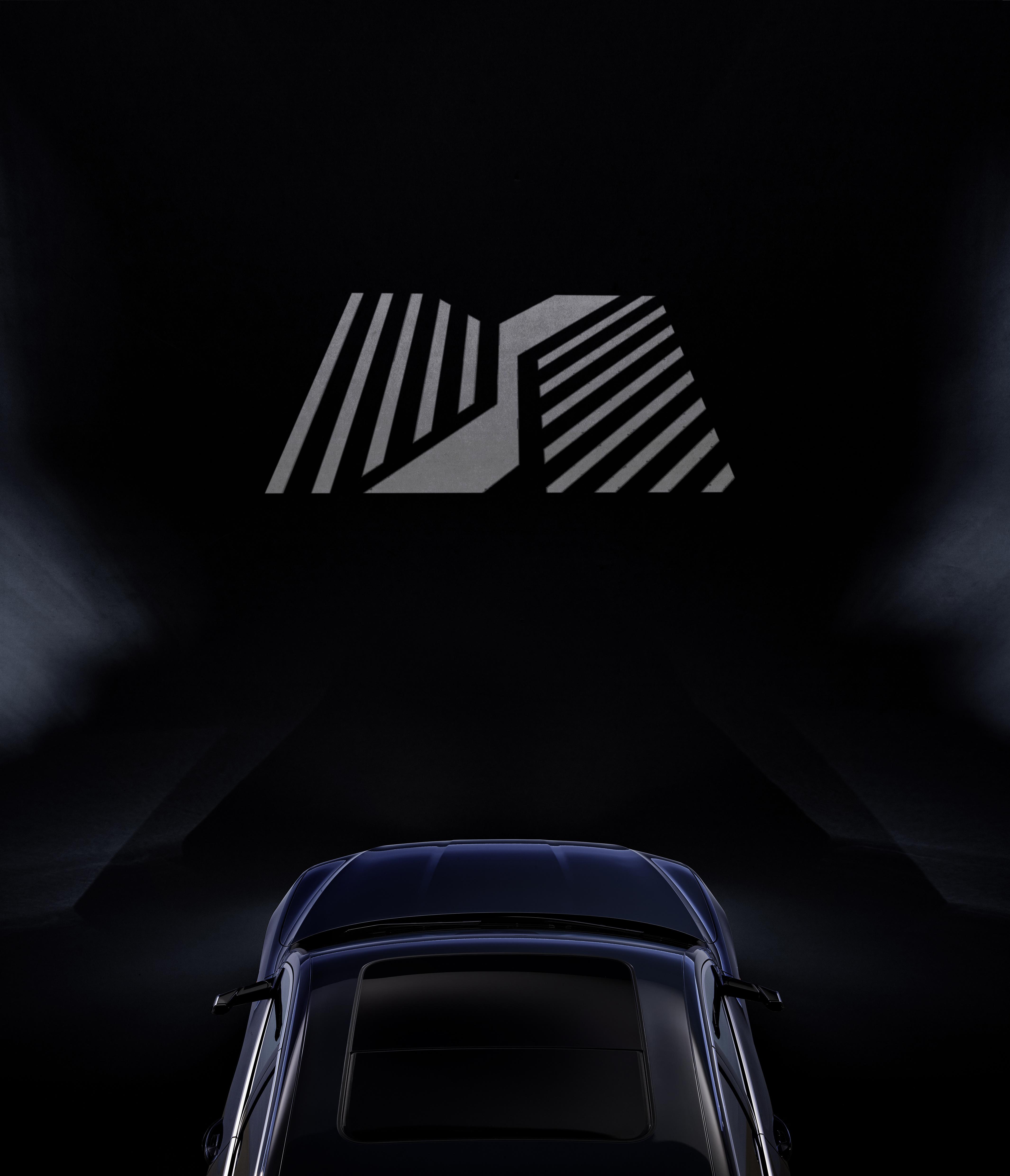 Les phares numériques de l'Audi e-tron Sportback peuvent commander l'éclairage au pixel près. (AUDI)